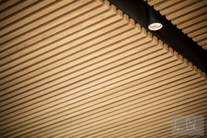 Tripplex trælamelpaneler massiv Eg (Tripplex wood slat panels solid Oak)