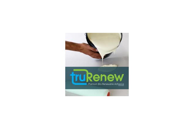 TruRenew & TruRenew Fiberglass Backed Premium BioRenewable Adhesives