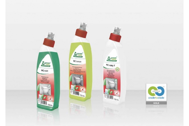 green-Effective® Toilet Cleaning