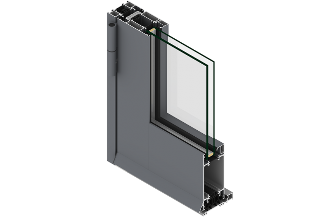 Soleal PY and Ambial PW Doors