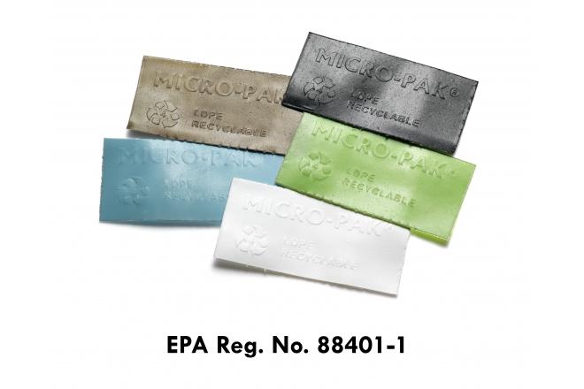 Micro-Pak® Sticker