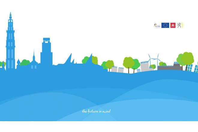 Blue Gate Antwerp (Pilot project of C2C BIZZ)
