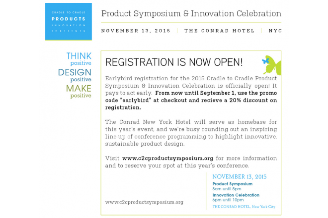 Registration is now open for the C2C Product Innovation Institute symposium in New York