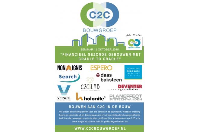 Pre-registration of seminar: Financieel gezonde gebouwen met C2C – C2C Bouwgroep