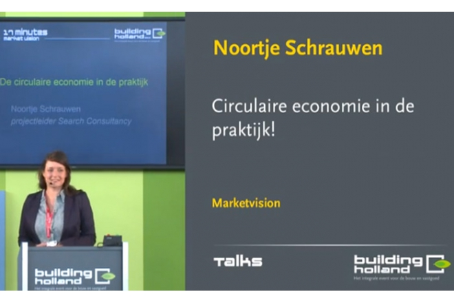New presentation of Building Holland - Noortje Schrauwen of Search