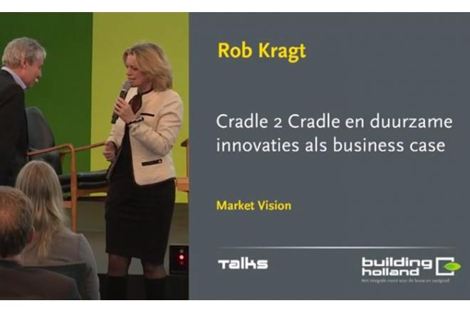 New presentations of Building Holland - Rob Kragt of Desso