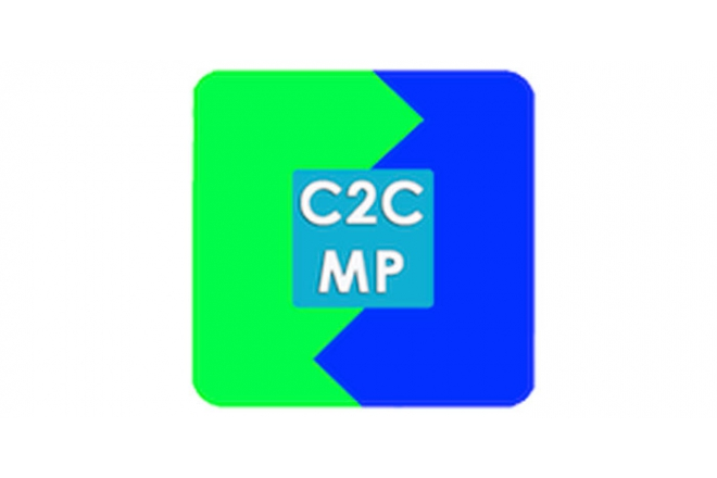 Connection with C2C Marketplace is made for C2C products