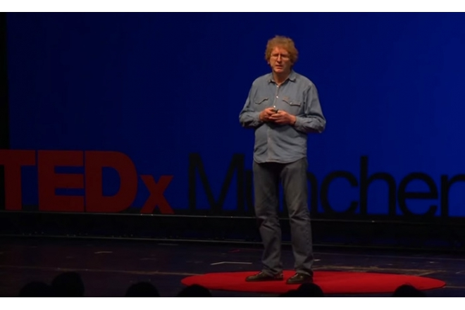 Watch TEDx Munchen with Michael Braungart online
