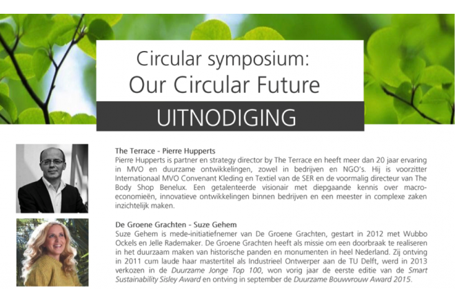Ahrend Circular Symposium 18-11 Amsterdam