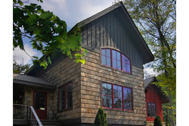 Bark House Shingles First to Earn Cradle to Cradle Platinum Certification