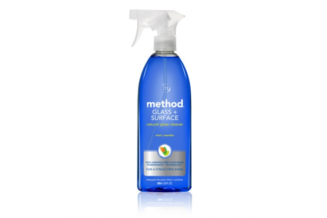 Glass + Surface Natural Glass Cleaner