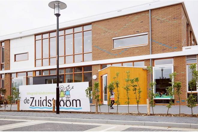 Elementary School in Venlo - De Zuidstroom