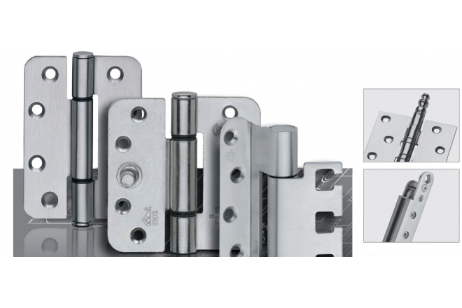 BSW Door Hinges