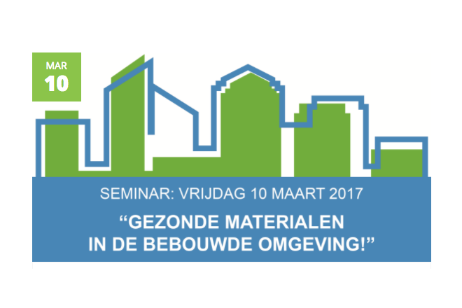 Seminar C2C Bouwgroep about Healthy materials in the built environment