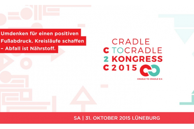 Cradle to Cradle congress in Germany - October 31th