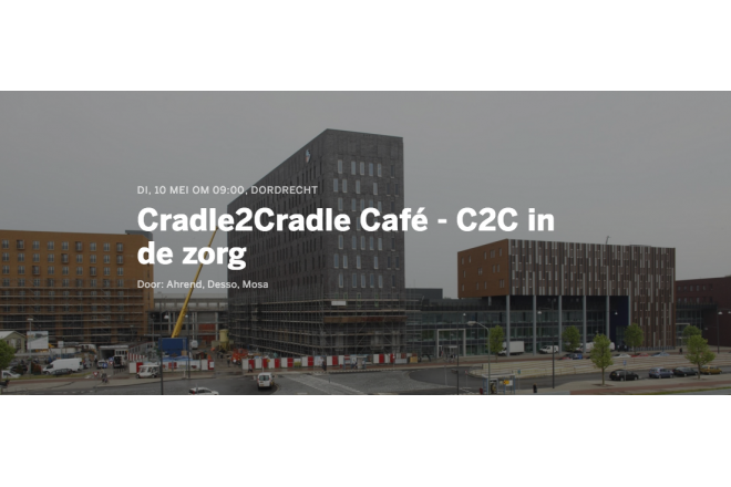 Next Cradle to Cradle Cafe May 10th