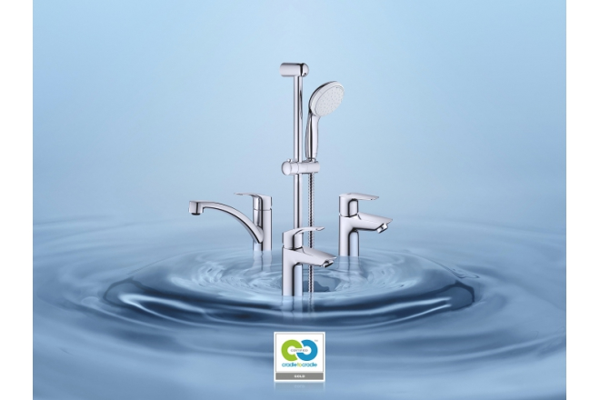 Grohe receives C2C certificate