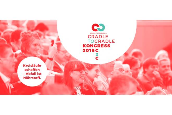 Cradle to Cradle Congress in Germany September 23 & 24