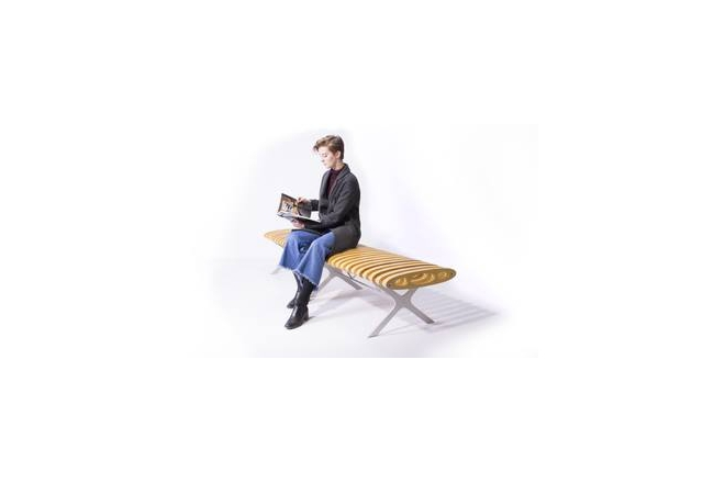 More about winner C2C Design challenge: Bench32