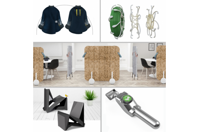 Winners of the Fifth Cradle to Cradle Product Design Challenge