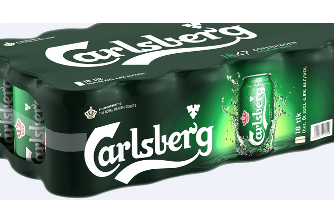 Carlsberg joins forces with suppliers to eliminate waste by developing next generation of packaging for high-quality 'upcycling'.