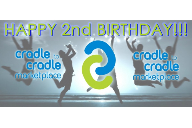 Happy 2nd birthday to C2C Marketplace