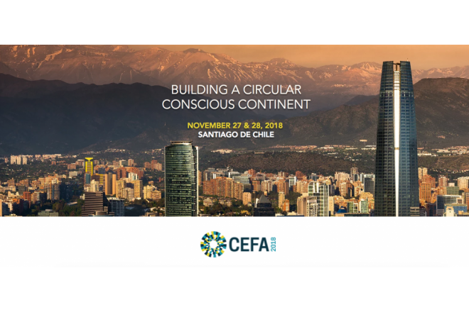 Circular Economy event in Santiago de Chile 27 & 28 November