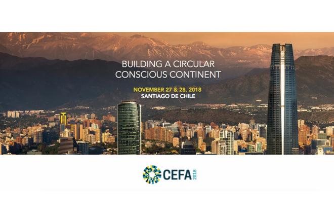 Circular Economy event in Santiago de Chile 27 & 28 November