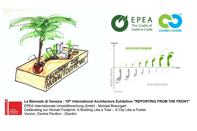 EPEA exhibits at 15th Biennale di Venezia