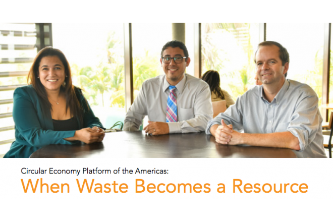 More about Circular Economy Platform of the Americas