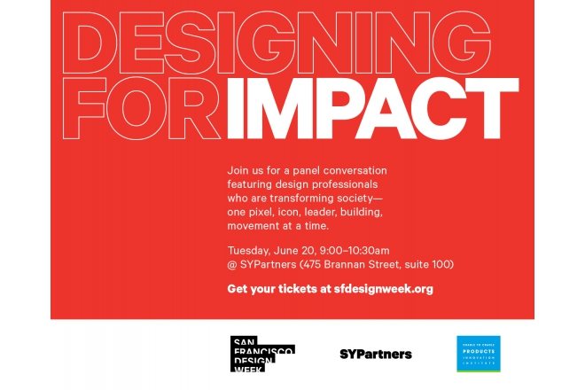 Designing for impact: Questioning our role and responsibility in the world