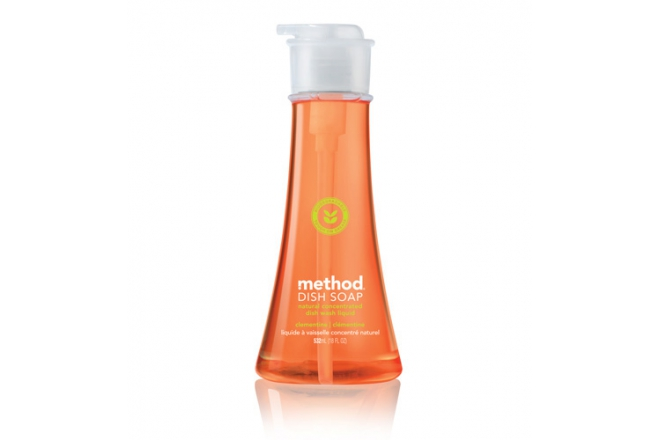 Method dish soap