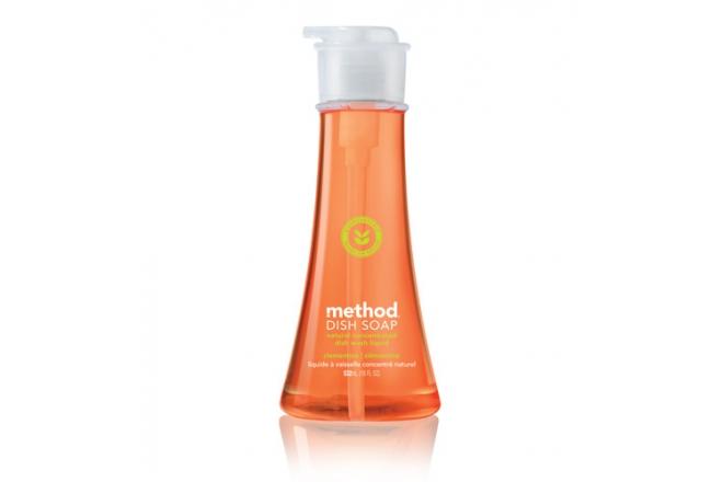 Method dish soap