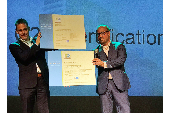 Faay received two C2C Certificates at C2C Congress Venlo