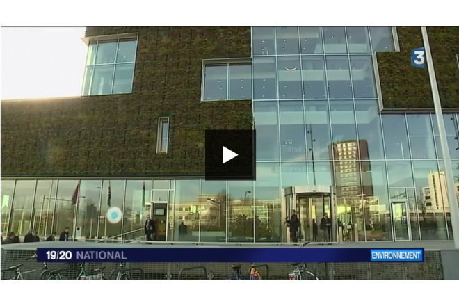 Documentary about Cradle to Cradle by France 3 with Venlo and Park 20|20