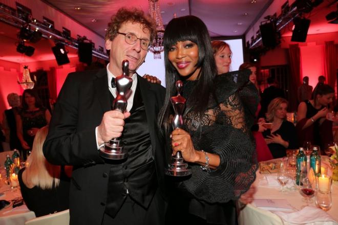Gala Spa Awards honored Michael Braungart