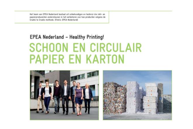 Healthy Printing publication