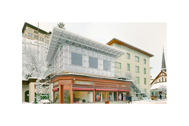 William McDonough's ICEhouse debuts in Davos