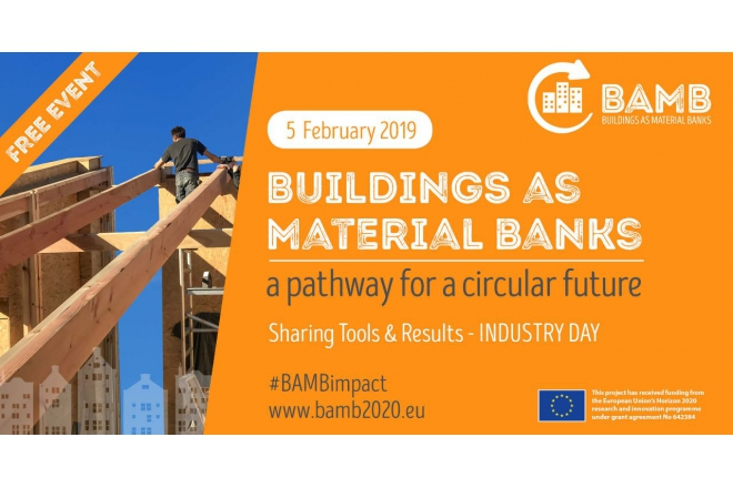 Final event BAMB2020 in Brussels