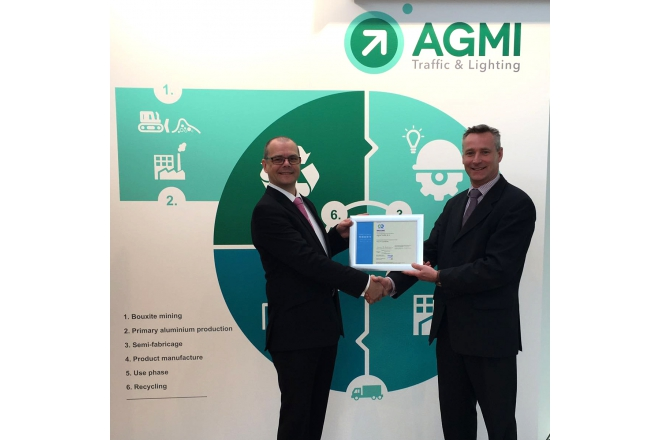 AGMI receives Cradle to Cradle Bronze® certificate for VICA gantries