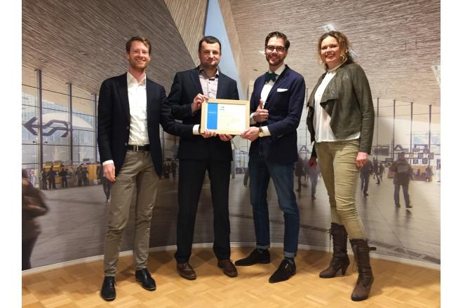 Verwol receives C2C Bronze certificate