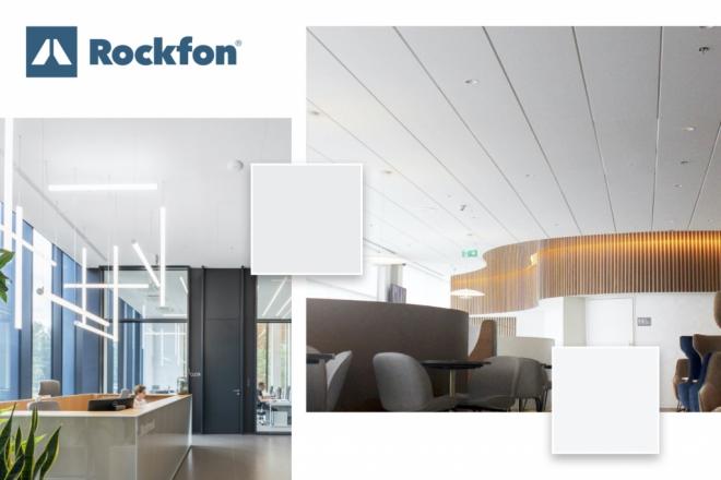 Rockfon ceiling C2C Certified