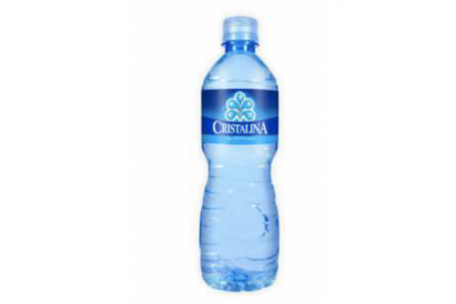 PET Water Bottle Certified for Aguas Cristalinas – Panama
