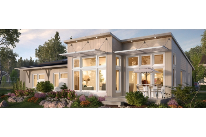 Greenbuild Concept Home Demonstrates Prevalence of C2C Certified™ Products