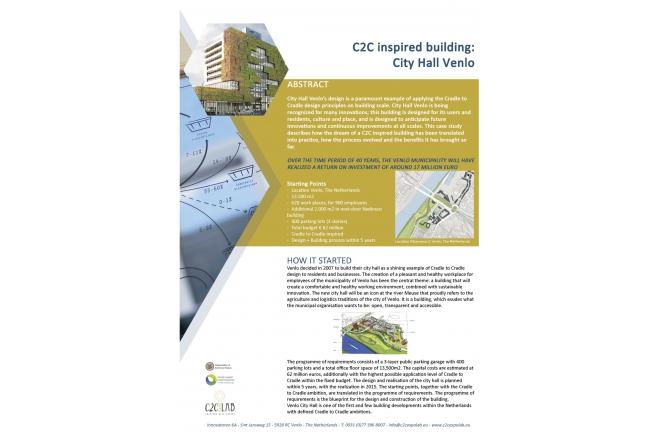 Case study: Venlo City Hall