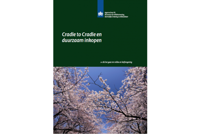 Cradle to Cradle en duurzaam inkopen