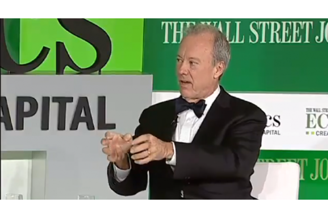 William McDonough on Wall Street Journal ECO:nomics Panel