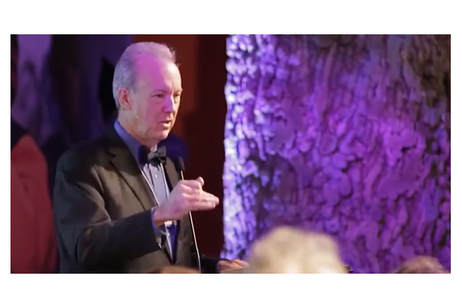 William McDonough at WEF Annual Meeting 2014