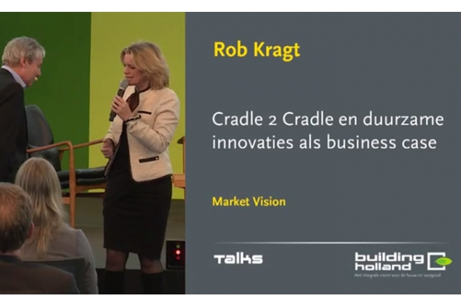 Rob Kragt Desso - C2C and sustainable innovations as a business Case