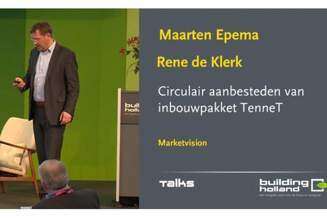 Maarten Epema & Rene de Klerk - Circular tenders for interior TenneT